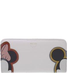 Disney | Carteira Grande Disney Branca