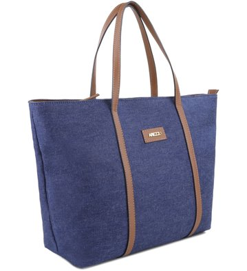 Bolsa Shopping Lara Denim
