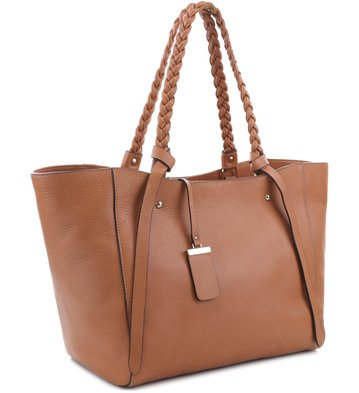 Bolsa Shopping Ruby Tan