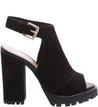 Sandal Boot Nobuck Combat Savannah Preta