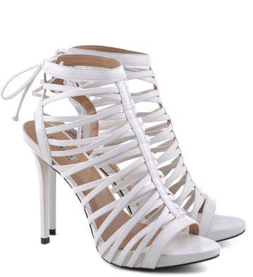 Gladiadora Amarrações Branca