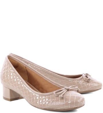 Sapato Boneca Matelassê Pelle