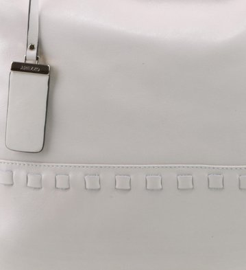 Bolsa Tiracolo Camille Off-White