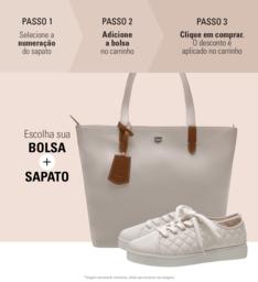 Bolsa Shopping Grande Light-Cream