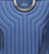 Satchel Felice Matelassê Blue Marine