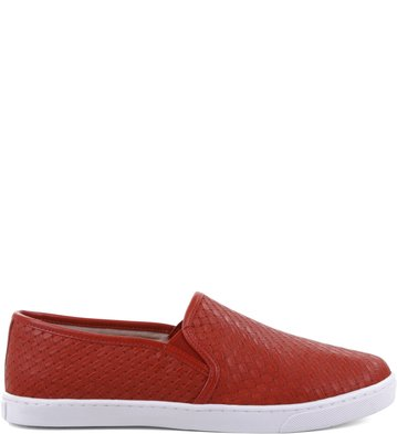 Slip-on Trama Mix New-Flame