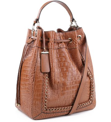 Bolsa Bucket Alice Tan
