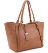 Bolsa Shopping Ruby Tan