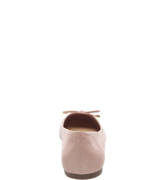 7f48901500 Sapatilha Nobuck Laço Sugar Pink