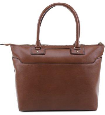 Bolsa Shopping Couro Amber