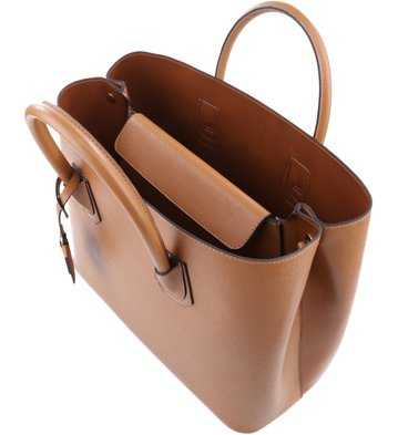 Bolsa Shopping June Camel