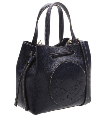 Bolsa Shopping Traforata Sea Blue