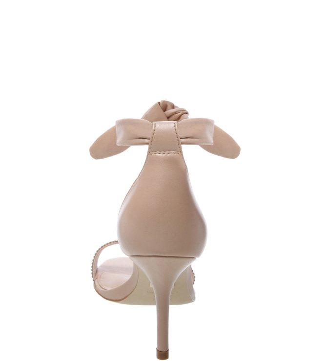 Sandália Malha Nude Crema