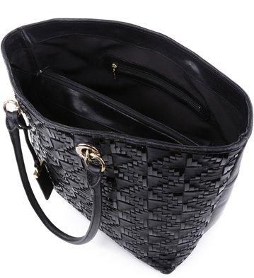 Bolsa Shopping Beatrice Preta