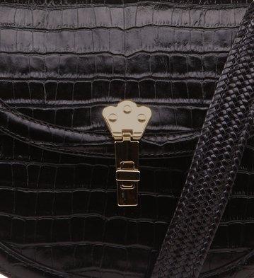 Bolsa Jane Pequena Preta