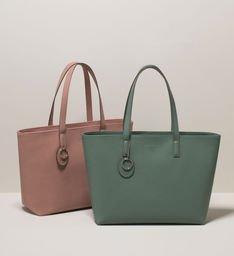 Bolsa Shopping Per Tutti Verde