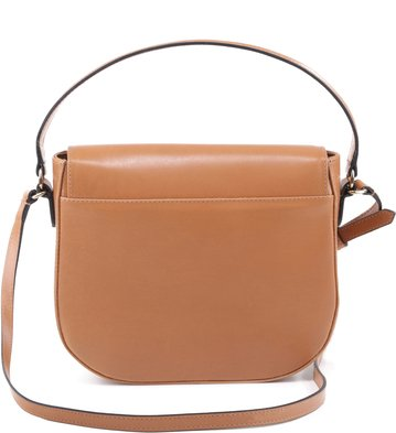 Mini Crossbody Tan