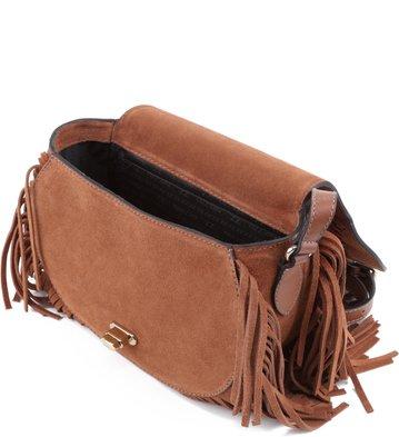 Bolsa Pequena Franjas Amber
