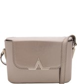 Bolsa  Tiracolo Arrow Old Silver