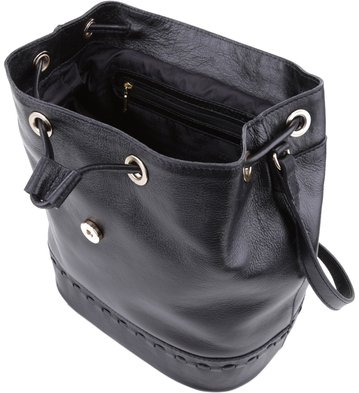 Bolsa Bucket Lucy Preta