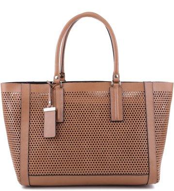 Bolsa Shopping Bianca Tan