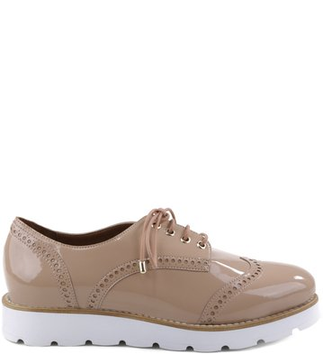 Oxford Romantic Pelle