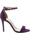 Sandália Nobuck Isabelli Purple