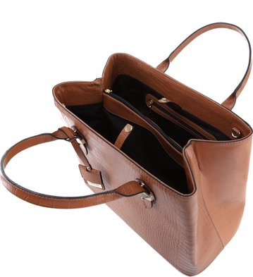 Bolsa Shopping Alexa Tan
