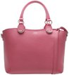 Bolsa Shopping Facile Grande Bubble Pink