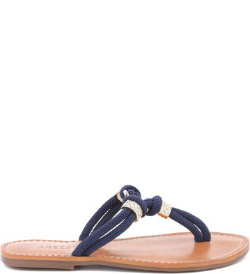 Rasteira Nautic Navy