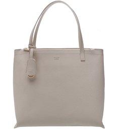 Bolsa Shopping Archetto Off White