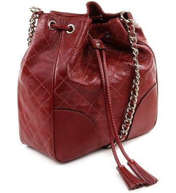 Bolsa Matelassê Cherry