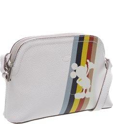 Disney | Bolsa Tiracolo Pequena Per Tutti Disney Bianco