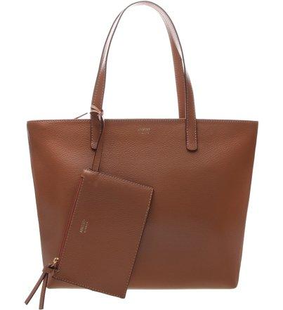 b72d46c5c Bolsa Tiracolo Pequena Mercato Shadow. Indisponível. Bolsa Shopping Mercato  Dark Blush