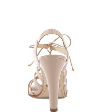 Sandália Laços Tanino