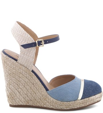 Espadrille Lona Light Jeans