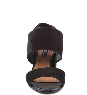 Sandália Comfort Preta