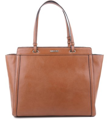 Bolsa Shopping Grace Tan
