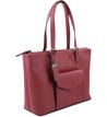 Bolsa Shopping Grande Smooth Wine