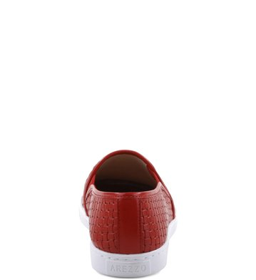 Slip-on Casual Flame