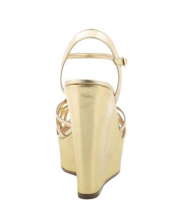 Plataforma Glam Ouro