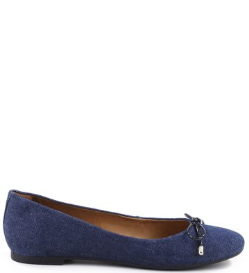 Sapatilha Jeans Azul