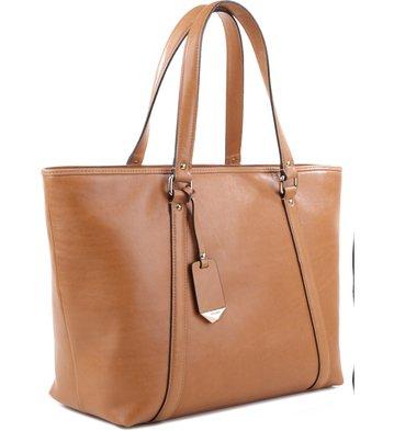 Bolsa Shopping Sabrina Camel