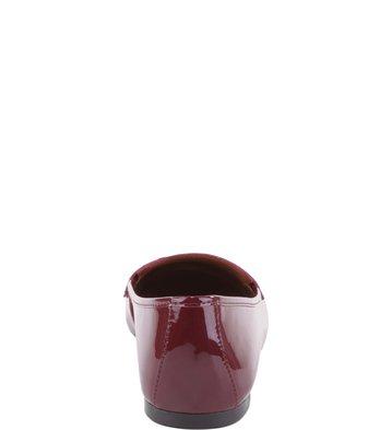 Mocassim Verniz Vinho