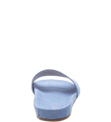 Slide Blue Jeans