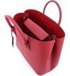 Bolsa Satchel Cassia Vermelha