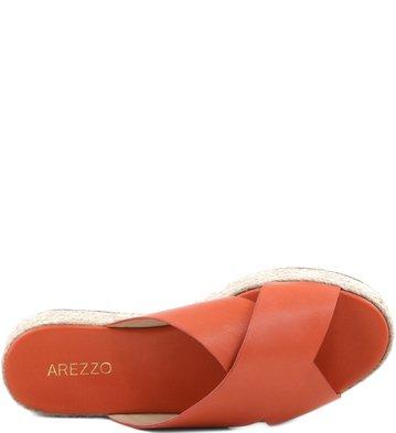 Flatform Tiras Cruzadas New-Apricot