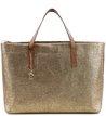Bolsa Shopping Férias Dourada