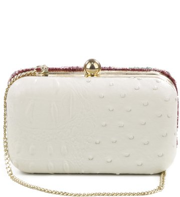 Clutch Summer Party Red-White