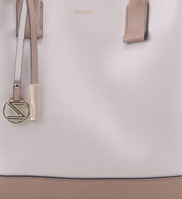 Bolsa Shopping Basic Off-White